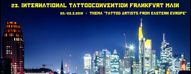 International Tattoo Convention Frankfurt